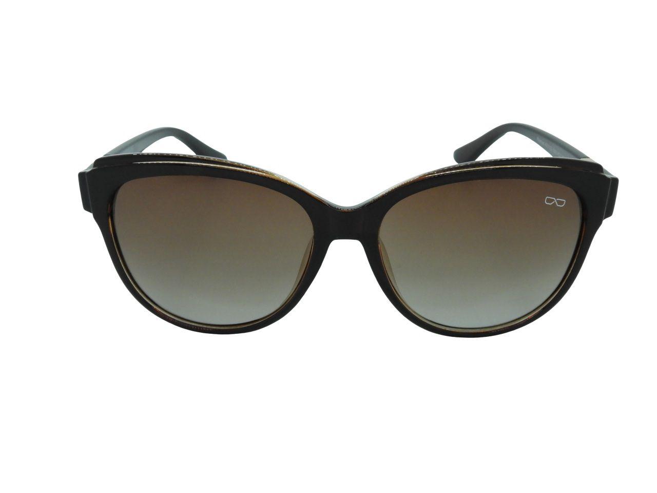Óculos de Sol Feminino AG31035 MARROM