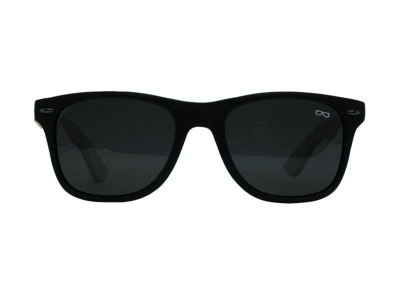 Óculos De Sol Bambu Creme