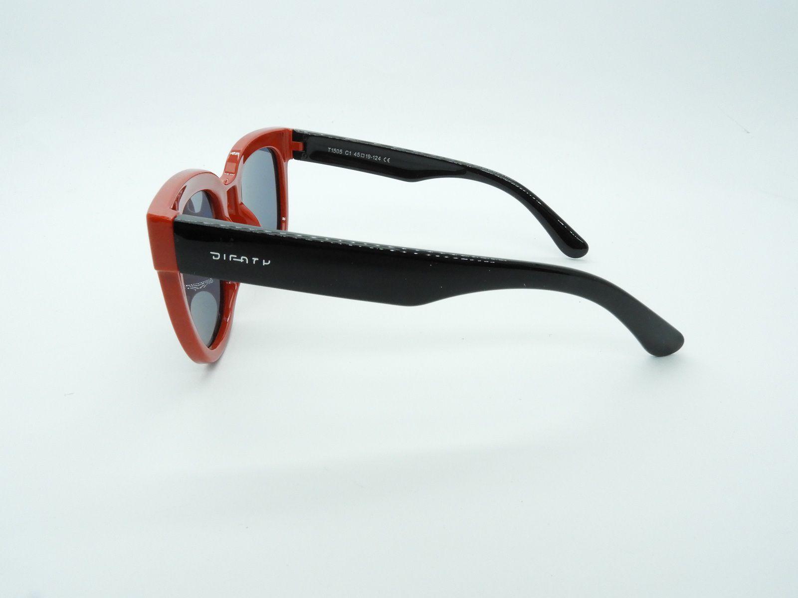 Óculos de Sol Infantil T1505 c1 vermelho