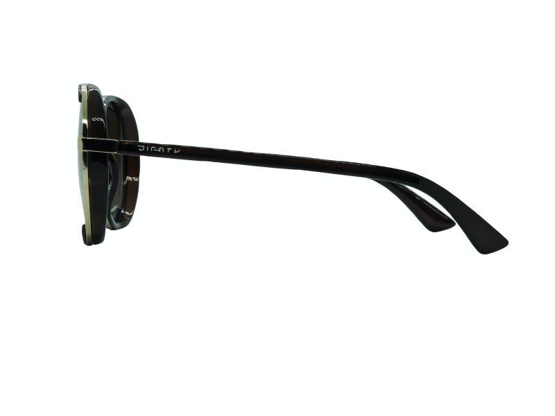 Óculos De Sol Lier Marrom