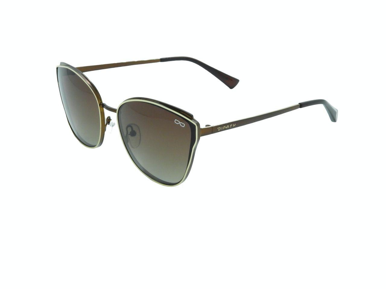 Óculos De Sol Arica Marrom
