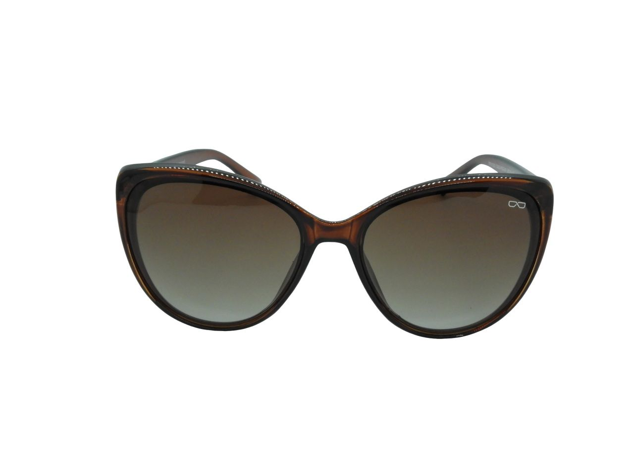 Óculos de Sol Feminino TP21022 MARROM