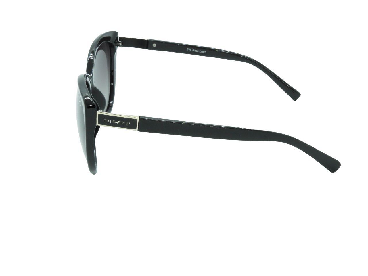 Óculos de Sol Feminino TP21022 PRETO