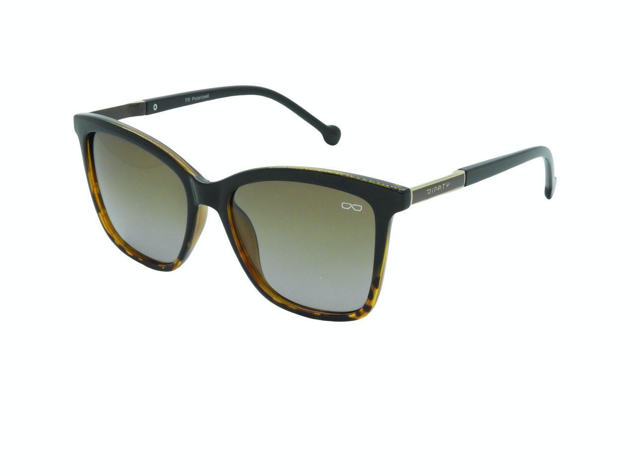 Óculos De Sol Vitoria Marrom