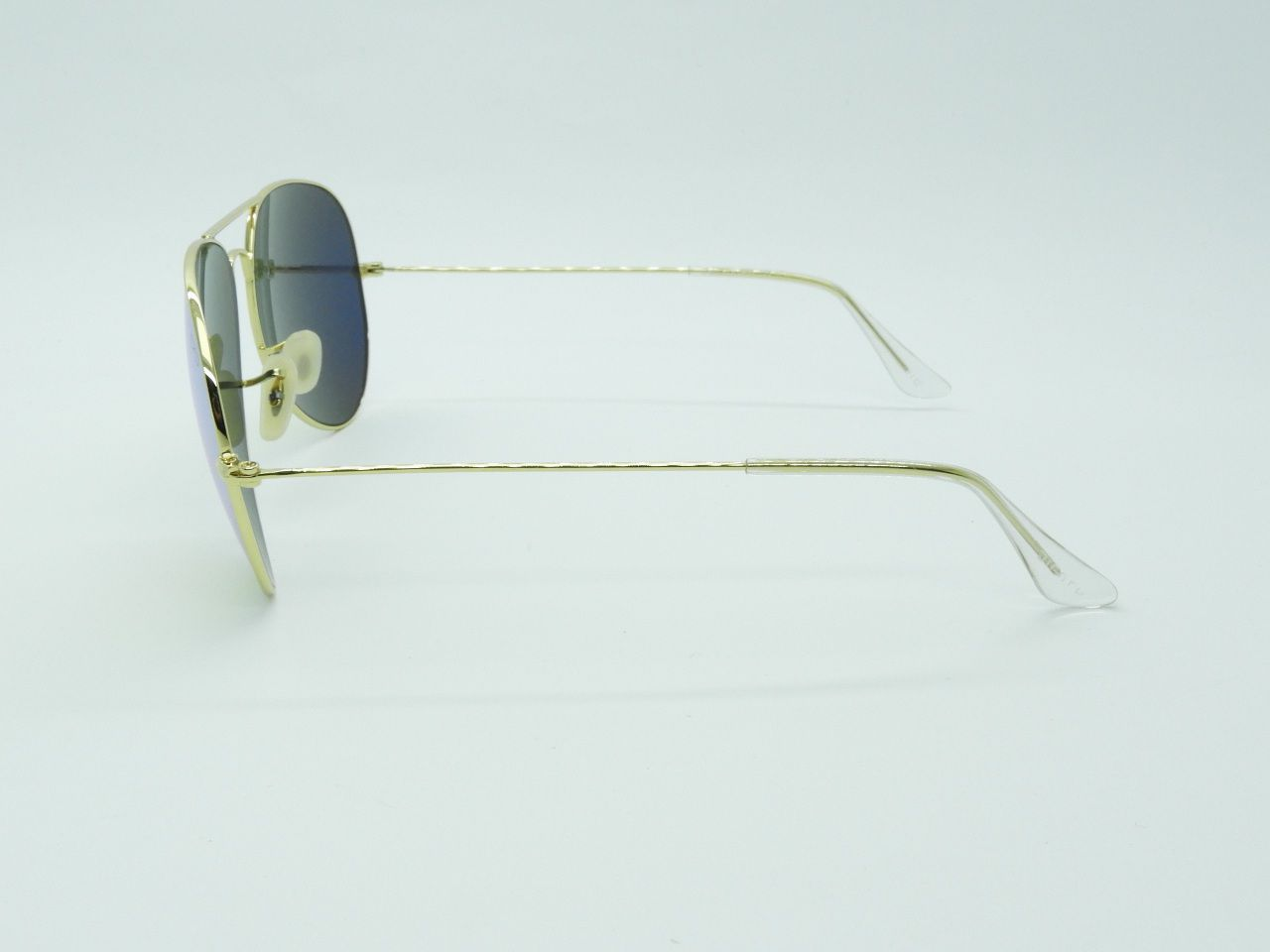 Óculos de Sol Unissex 3025 Amarelo Espelhado 62