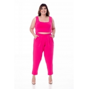 TOP CROPPED PLUS SIZE CORES