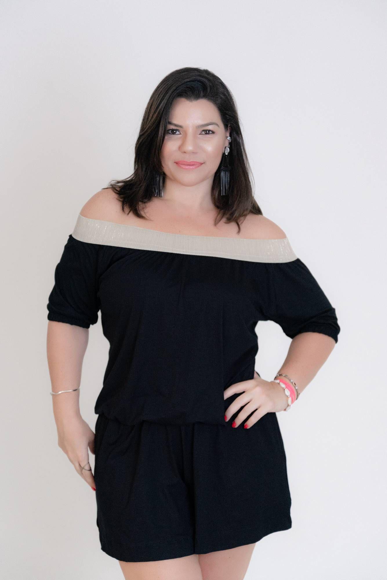 MACAQUINHO SHORTS, OMBRO A OMBRO