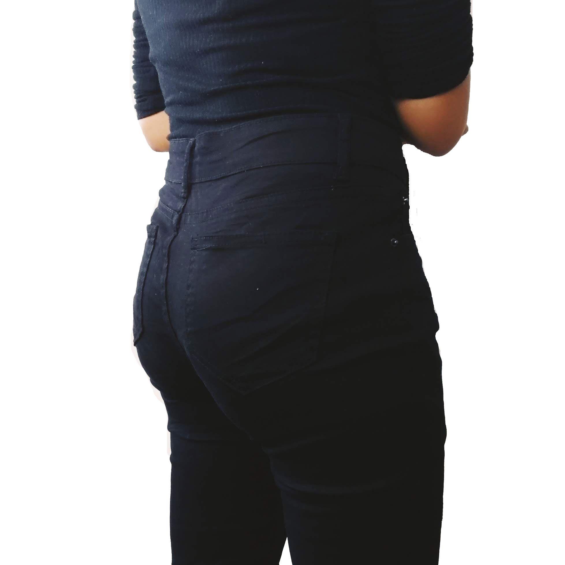 Calça Feminina Lycra com Adesivos