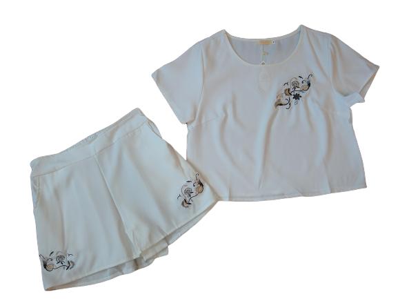 Conjunto Verão Feminino - Blusa e Short
