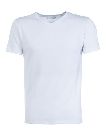 KIT 10 Camisetas Masculina Gola V