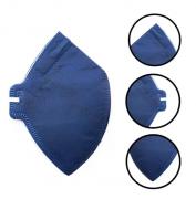 Kit 10 Máscaras De Proteção Camper Pff2 Descartáveis Sem Válvula