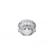 Spot Embutir Vidro Transparente Bivolt ZG228