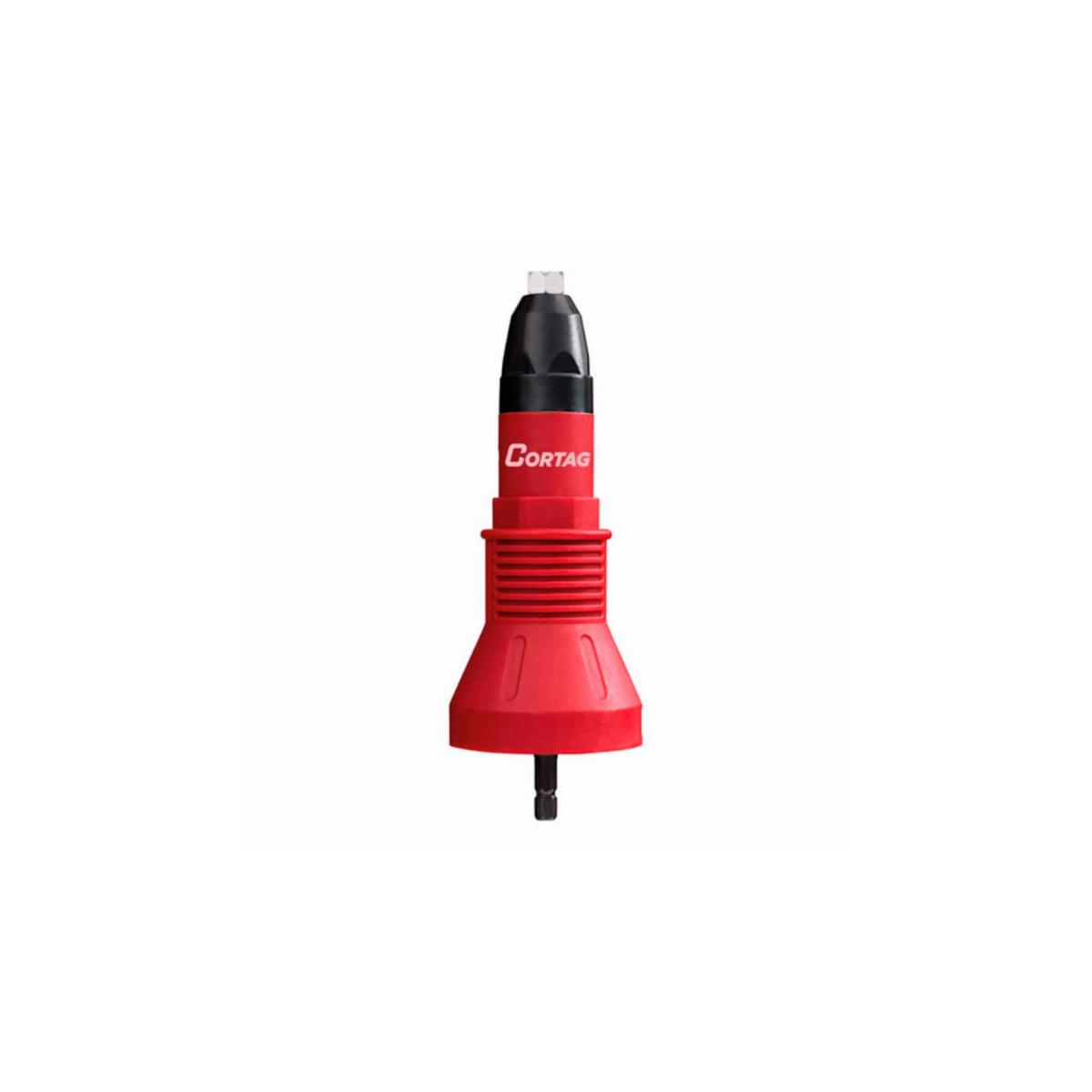 Cabeçote Rebitador para Furadeira 170mm Cortag