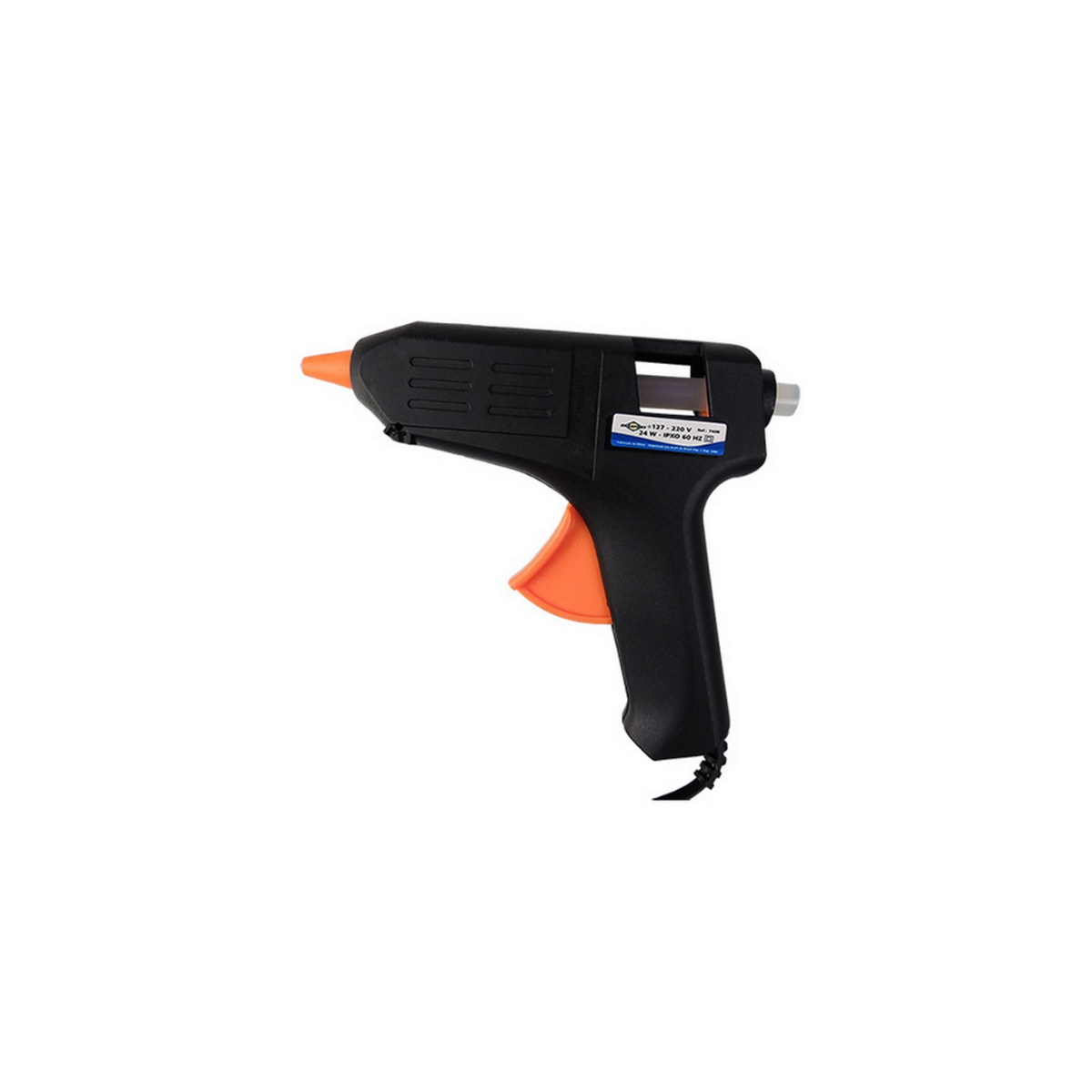 Pistola Aplicadora de Cola Quente 10W Bivolt Brasfort