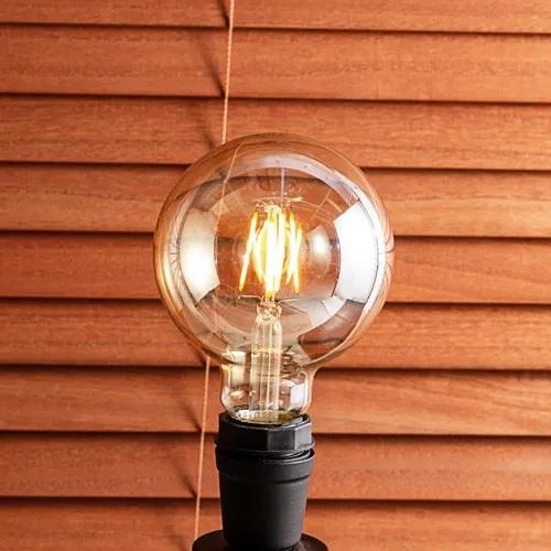 Lâmpada Opus G125 Carbono LED 4W 2200K BIVOLT