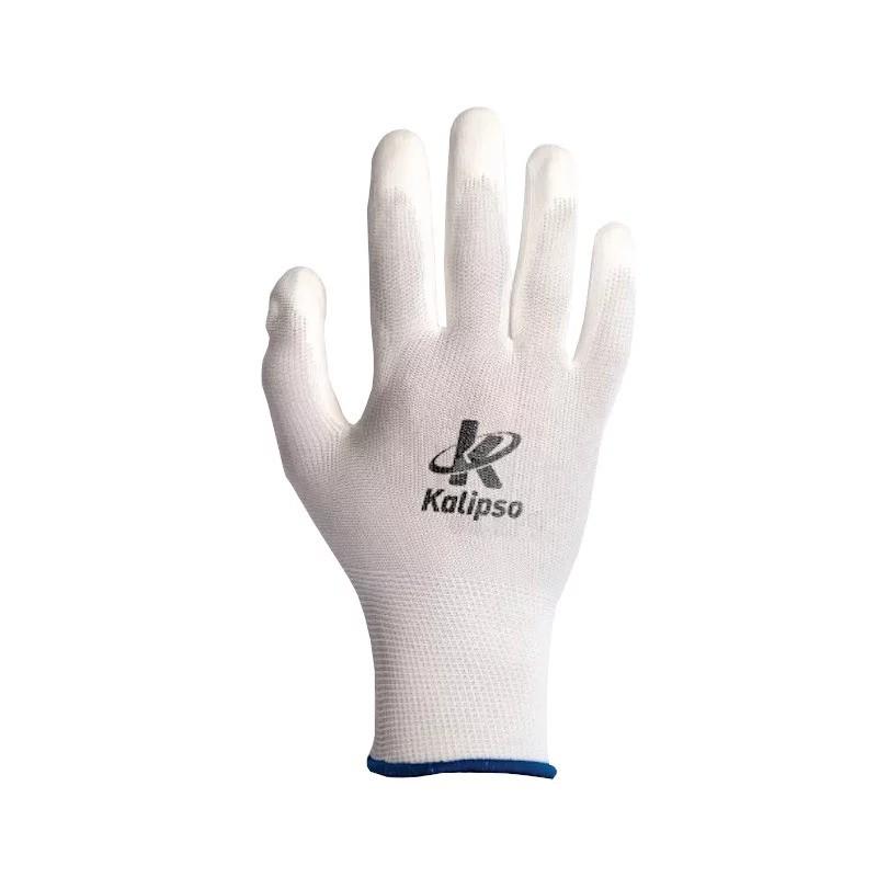 Kit 04 Pares Luvas de Segurança Nylon Proteção G Kalipso