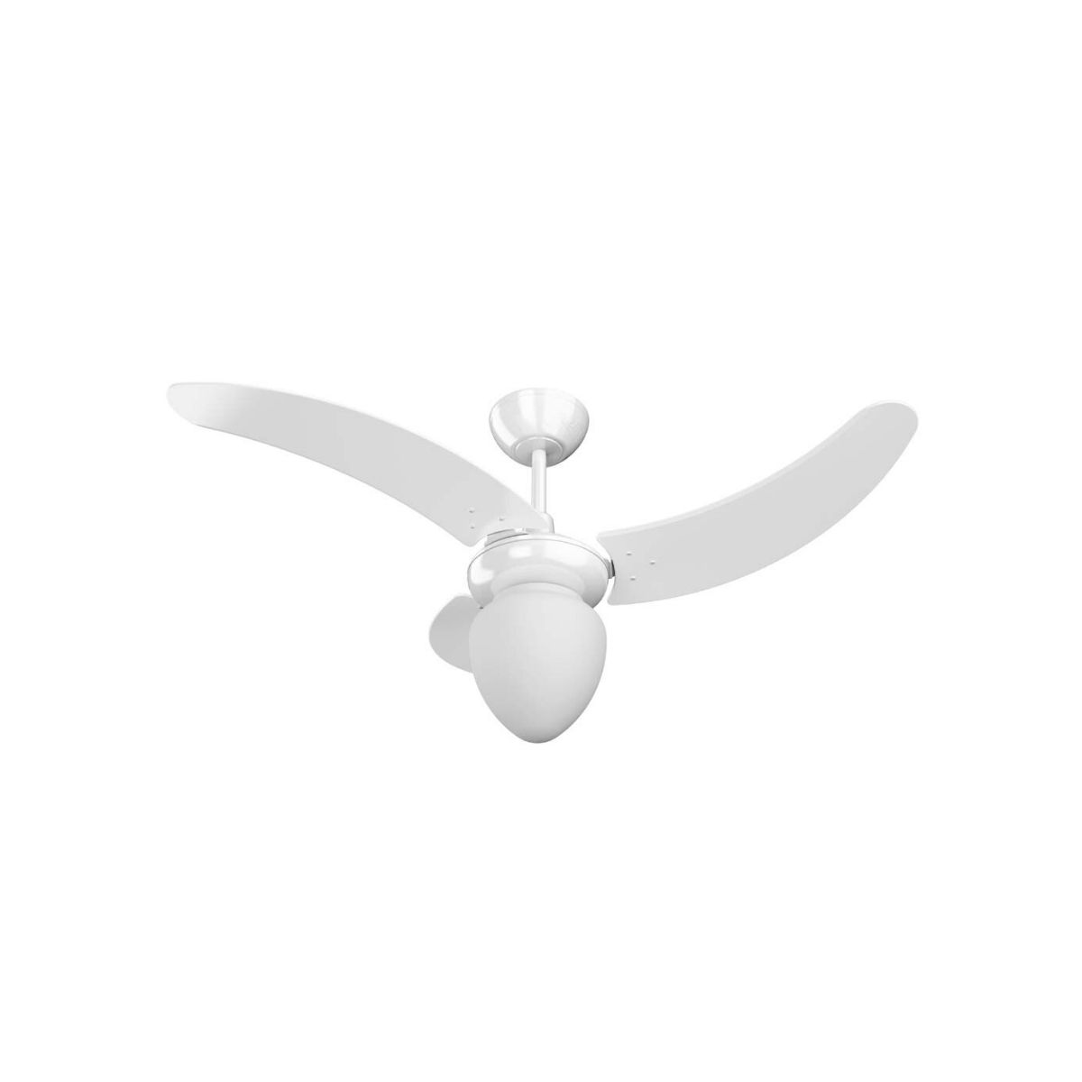 Ventilador de Teto Búzios Max Tron 220V Branco