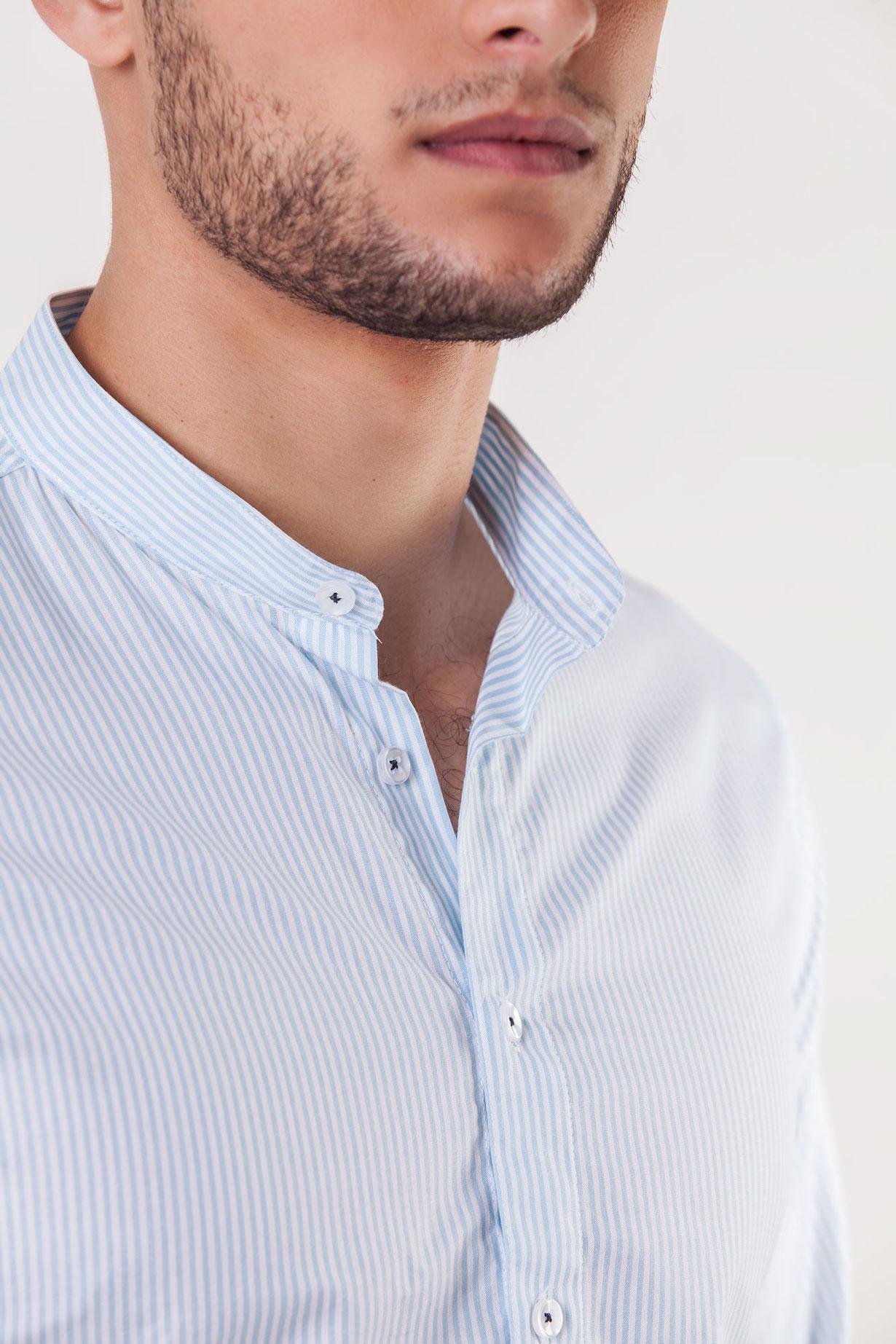 Camisa Padre Stripes