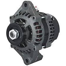 Alternador para motor Mercury Optimax 2.5L 135 HP, 150 HP e 175HP