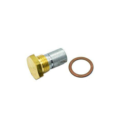Anodo pequeno intercoooler  2.0L ,2.8L, 4.2L QSD.