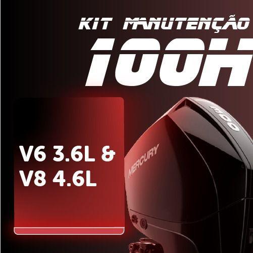 Manutenção V6 (3.4L) e V8 (4.6L)