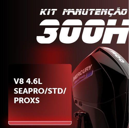Manutenção V8 4.6L ( STD/SEAPRO/ PROXS)