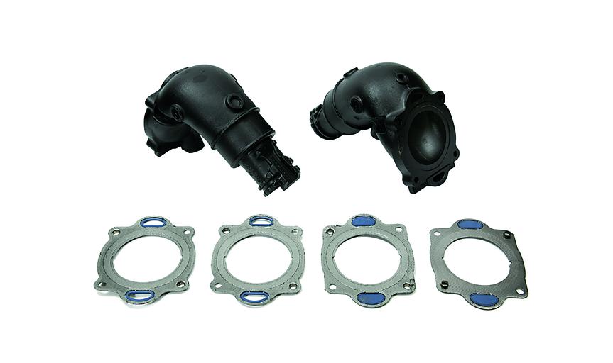 Riser 4.5 V6 e 6.2 V8 moderno