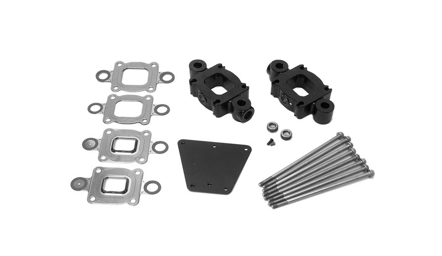 Riser V6 e V8 MPI 1.7 polegadas