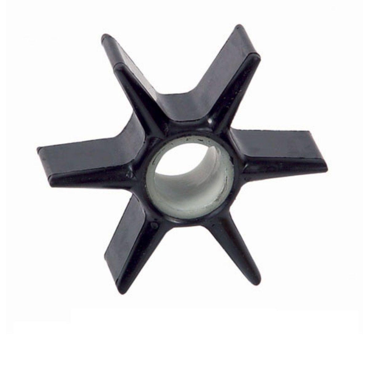 Rotor da bomba d'agua para motores Mercury/ Mercruiser com rabeta Alpha