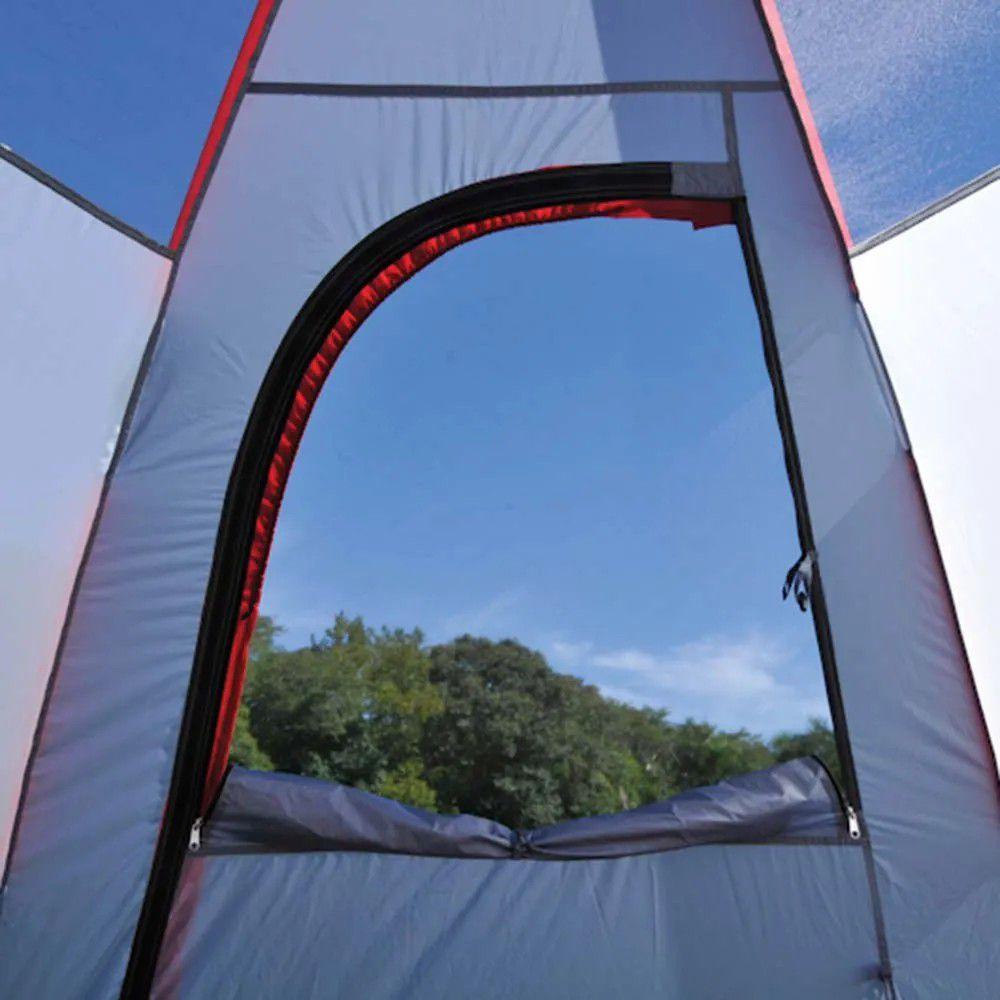Barraca Camping Spider Para 5 Pessoas - MOR