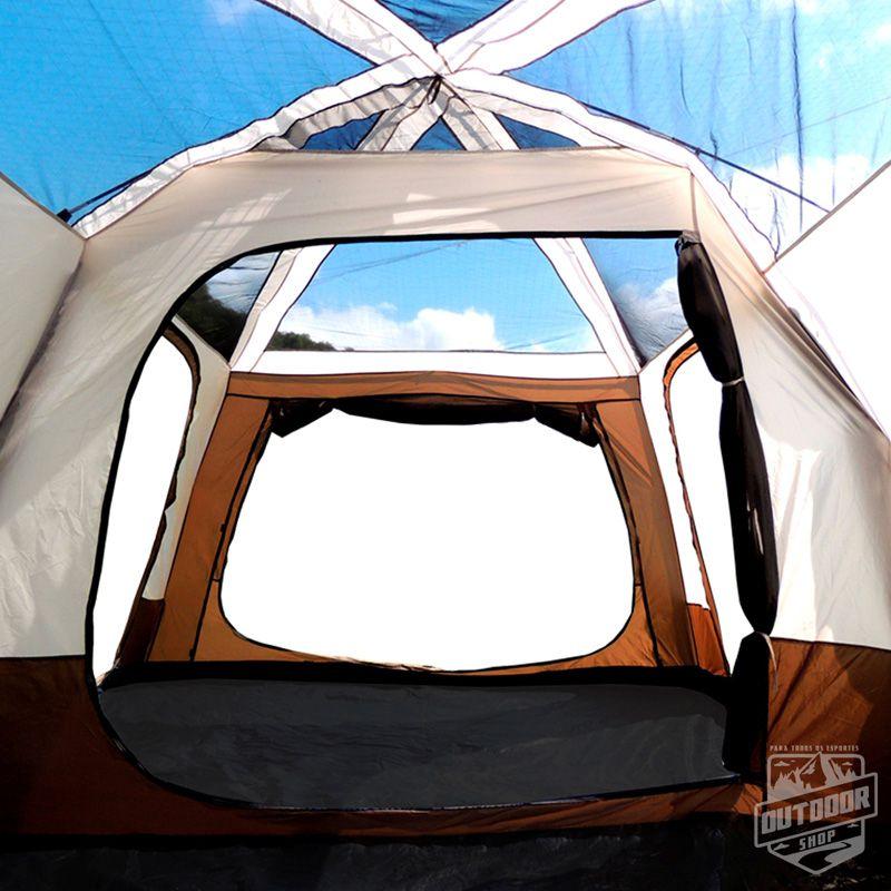 Barraca Camping Titan Family para 12 Pessoas - NTK
