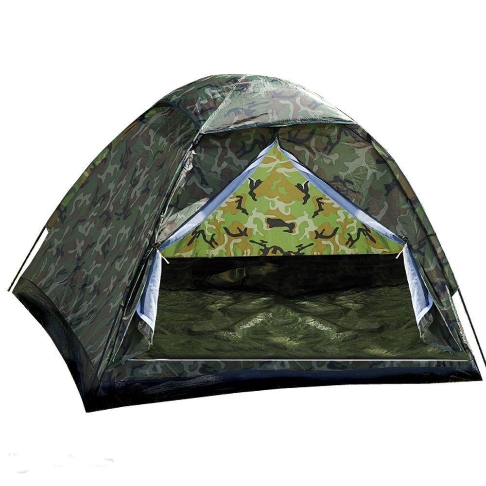 Barraca de Camping Pantanal para 3 Pessoas - MOR