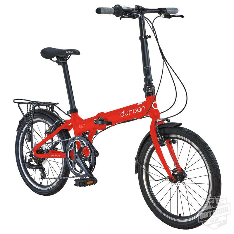 Bicicleta Dobrável Bay Pro - DURBAN