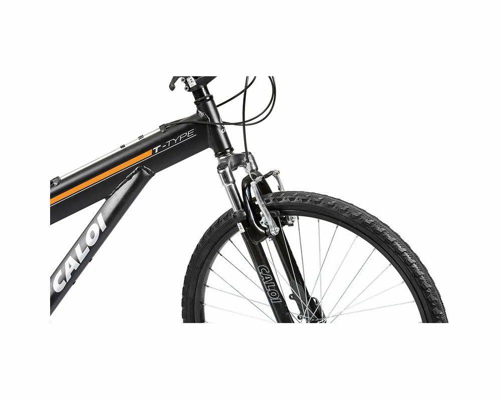 """Bicicleta T-Type Aro 26"""" - Caloi"""