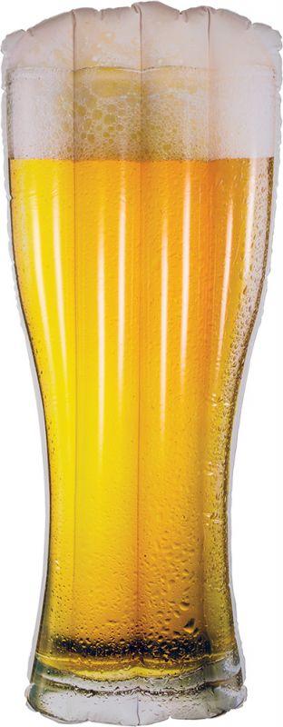 Boia Inflável Especial Gigante - Copo Cerveja - Belfix