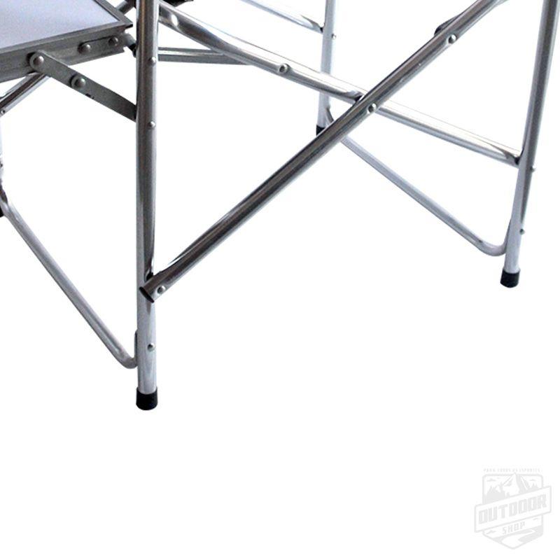 Cadeira Camping Diretor com mesinha lateral - NTK