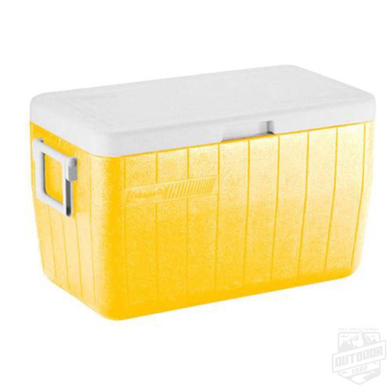 Caixa Térmica 45 litros Amarela - Coleman