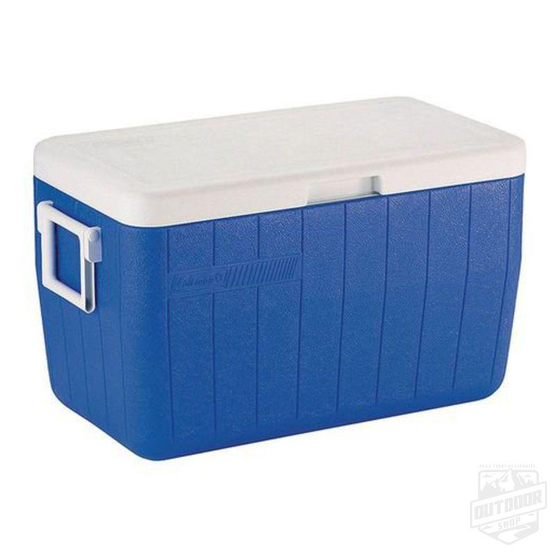 Caixa Térmica 45 litros Azul - Coleman