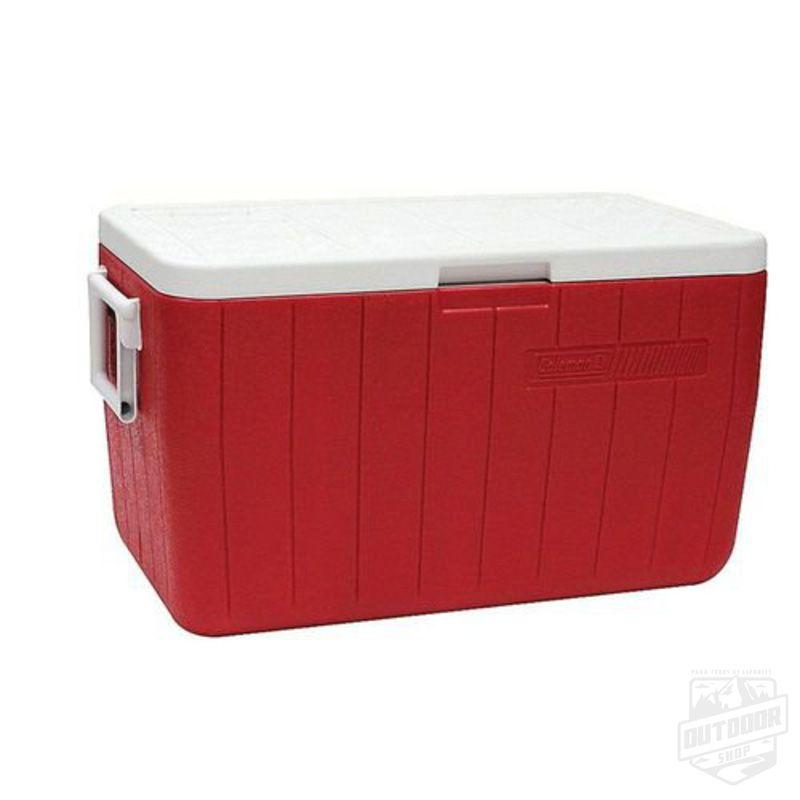 Caixa Térmica 45 litros Vermelho - Coleman
