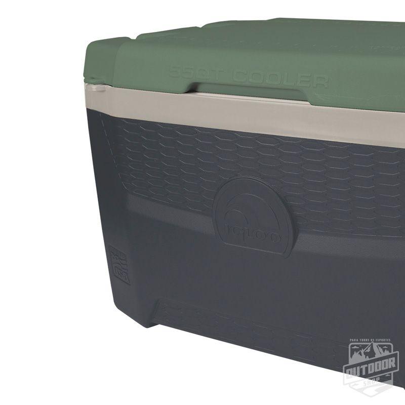 Caixa Térmica 52 Litros Sportsman - IGLOO