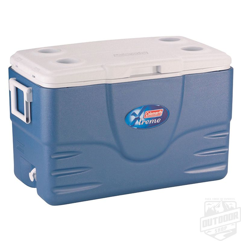 Caixa Térmica Xtreme 49 litros Azul - Coleman