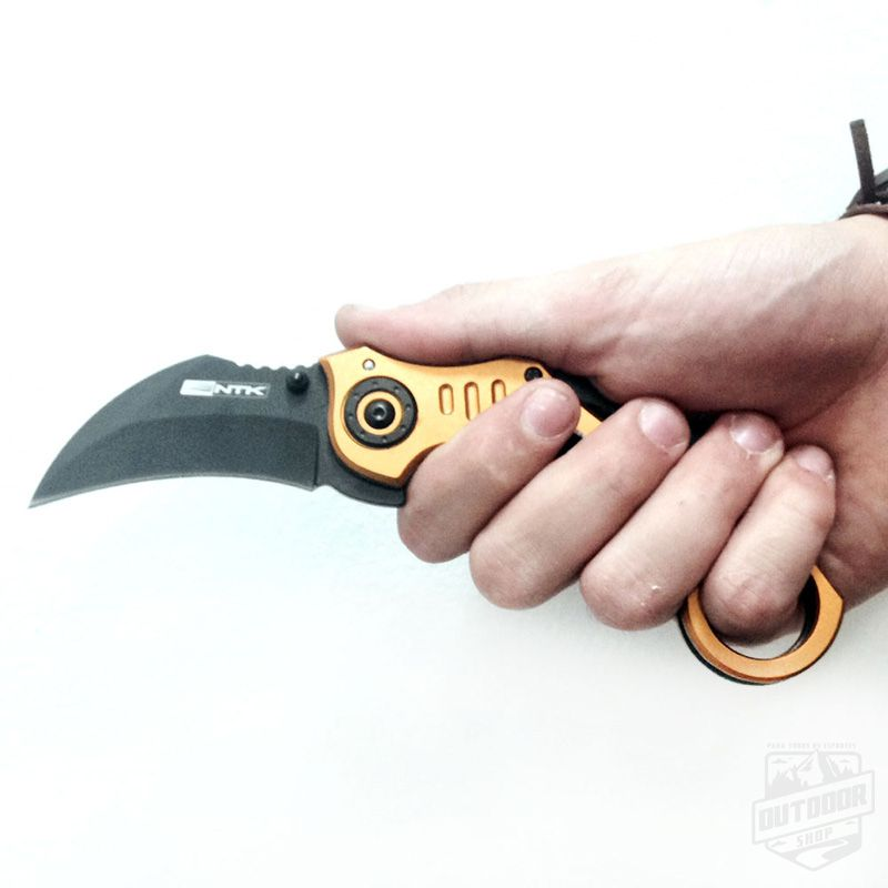 Canivete Bullet - NTK