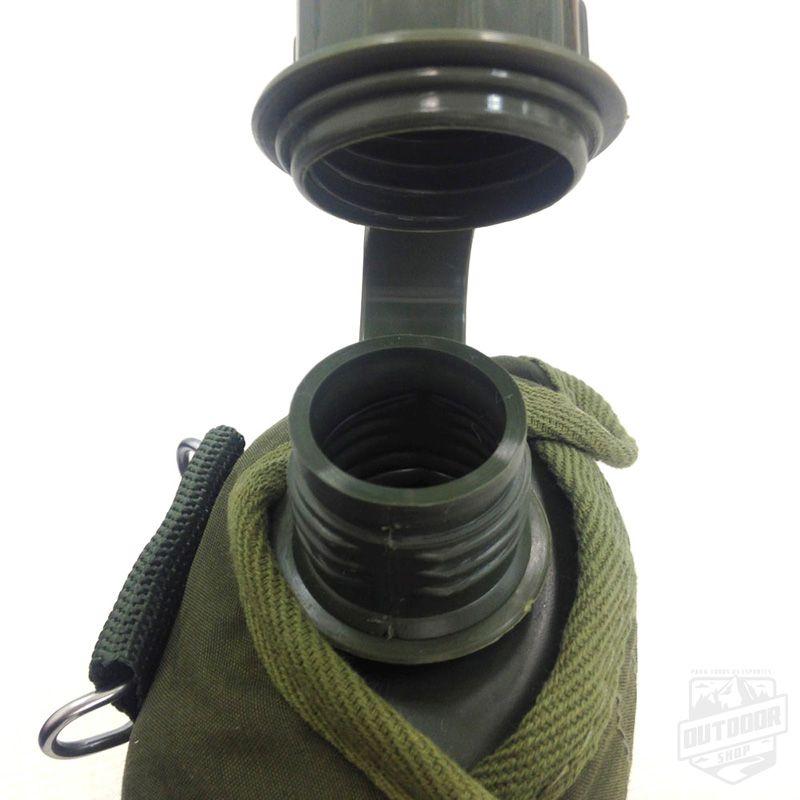 Cantil Apache com caneca e espiriteira de alumínio - NTK