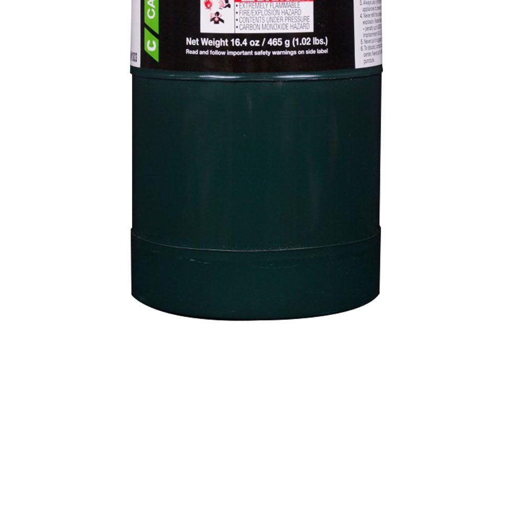 Cilindro de Gás Propano 465g - NTK