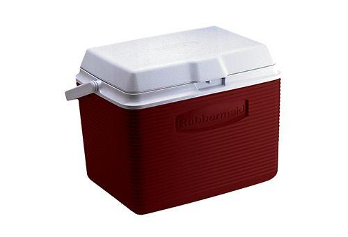 Cooler 23 Litros Vermelho - Rubbermaid