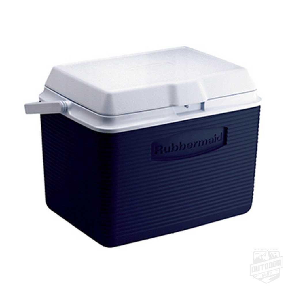Cooler 23l Litros Azul - Rubbermaid