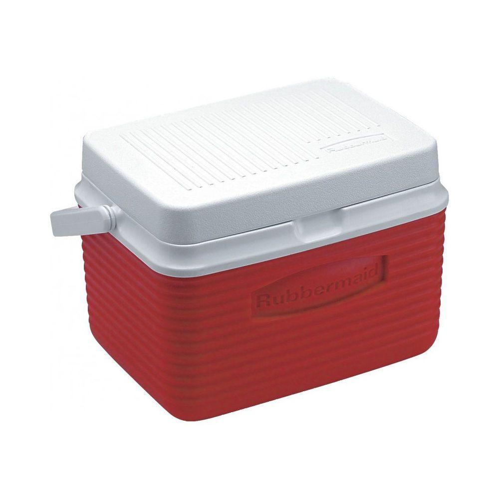 Cooler 4,7l Litros Vermelho - Rubbermaid
