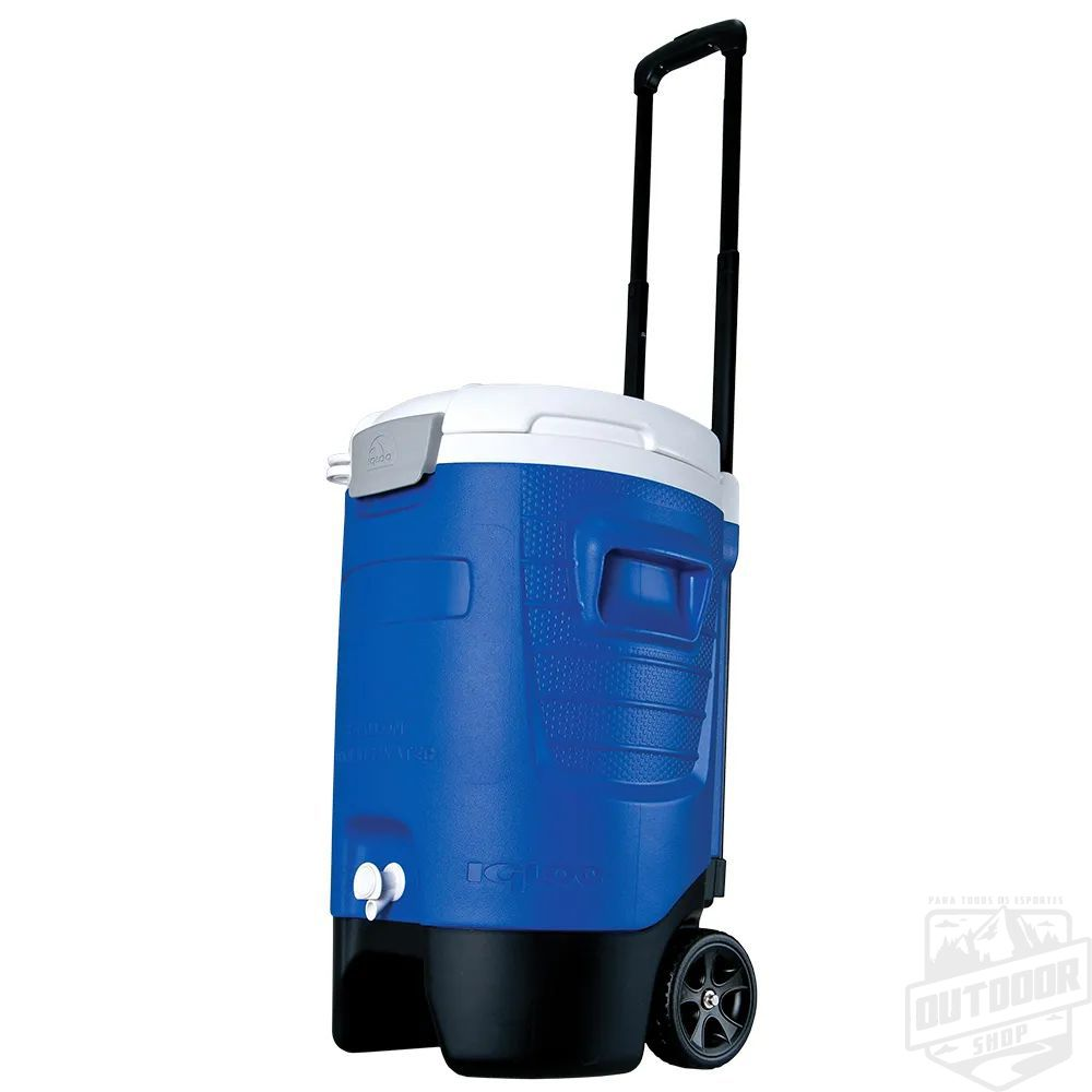 Cooler Sport 5 Gallon com rodinha - IGLOO