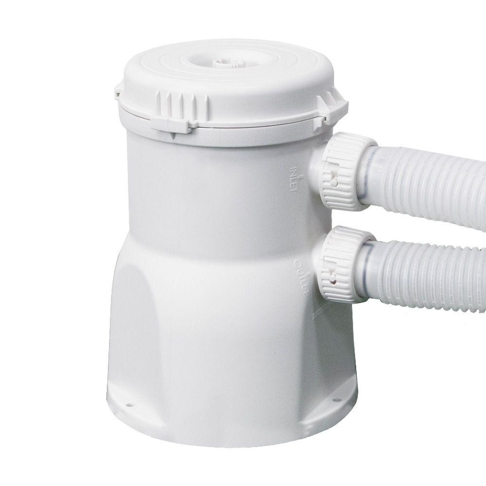 Filtro e Bomba para Piscina 3600 litros 110V - NTK