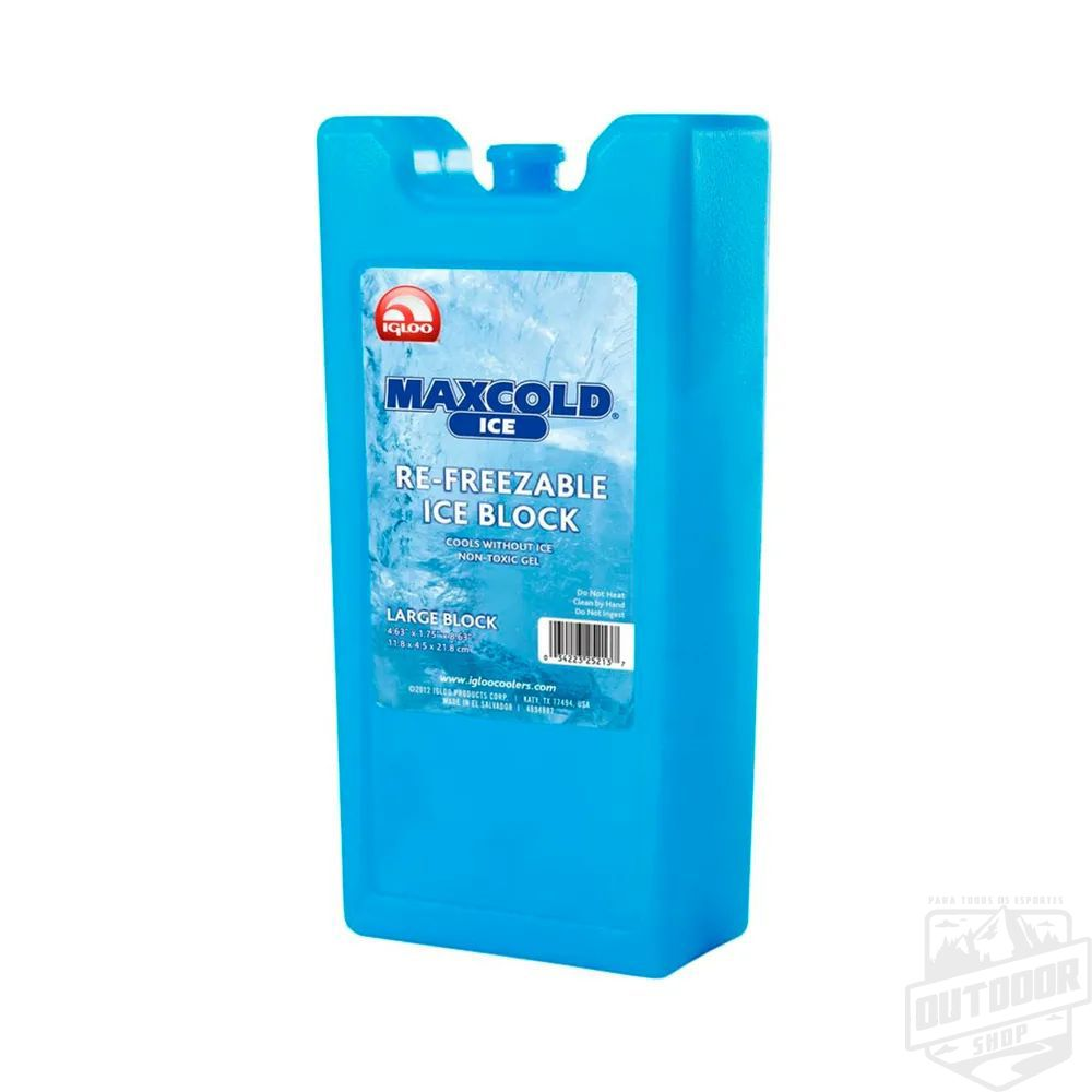 Gelo Artificial Maxcold G - IGLOO